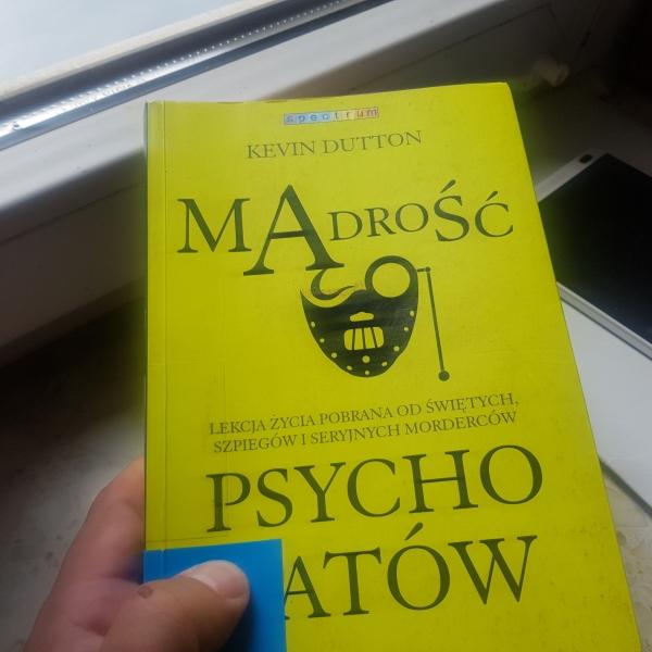 Cykliczne Inspiracje 9 - Mądrość Psychopatów