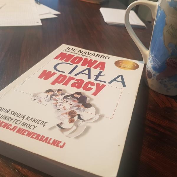 Cykliczne Inspiracje 5 - Mowa  Ciała w Pracy